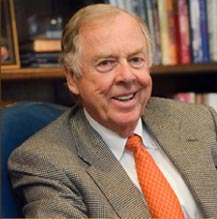 Latest On T Boone Pickens And Natural Gas